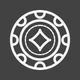 Diamond Chip Imágenes de archivo libres de regalías