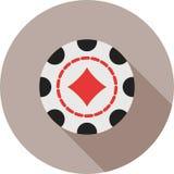 Diamond Chip Photo stock