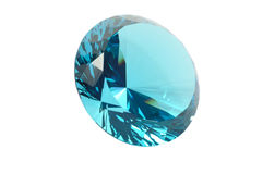 Diamond with clipping path Stock Images