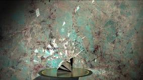 Diamond colorless. Demonstration of jewelry. Diamond. Radiance, play of light, luxury stock video