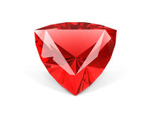 Diamond crystal Royalty Free Stock Images