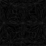 Diamond Crystal Geometric Pattern Structure Vector Royalty Free Stock Photo