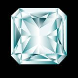 Diamond cut Royalty Free Stock Image