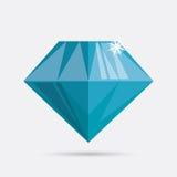 Diamond design. Stock Photos