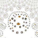 Diamond - Diamonds texture Stock Image