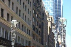 New York City Diamond District Royalty Free Stock Image