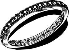 Diamond EngagementRing Stock Image