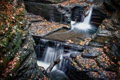Diamond Falls Royalty-vrije Stock Afbeeldingen