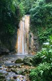 Diamond Falls, St Lucia Royalty Free Stock Photography
