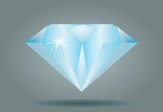 Diamond Flat Royalty Free Stock Photos