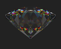 Diamond gem Royalty Free Stock Images