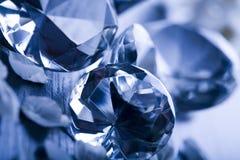 Diamond - Gem Royalty Free Stock Photography