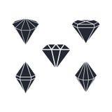 Diamond gemstone Royalty Free Stock Image