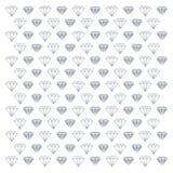 Diamond gemstone Royalty Free Stock Images