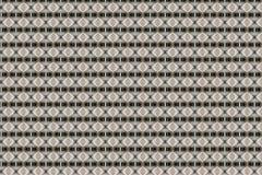 Diamond Geometric Abstract Pattern beige texturisé illustration libre de droits