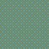Diamond geometric pattern seamless vintage background Stock Image