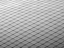 Diamond Grid Pattern Stock Image
