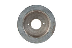 Diamond Grinding Wheels for Carbide Sharpening Royalty Free Stock Images