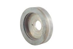 Diamond Grinding Wheels para la afiladura del carburo imagen de archivo libre de regalías
