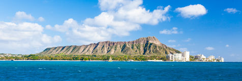 Diamond Head Royaltyfri Bild