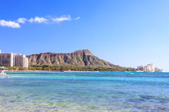 Diamond Head Photographie stock