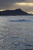 Diamond Head Dawn Royalty Free Stock Image