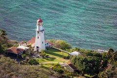 Diamond Head Lighthouse Stockbilder