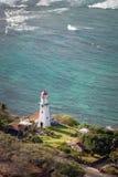 Diamond Head Lighthouse Stockfotografie