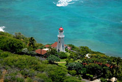 Diamond Head Lighthouse Stock Photos