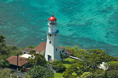 Free Diamond Head Lighthouse Royalty Free Stock Photography - 4638857