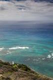 Diamond Head Lighthouse Arkivfoto