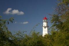 Diamond Head Lighthouse Honolulu Royalty Free Stock Image