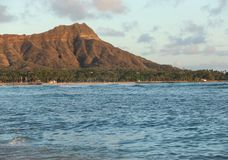 Diamond Head Stock Photography