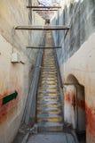 Diamond Head Stairs Lizenzfreies Stockbild
