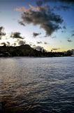 Diamond Head Sunrise Royalty Free Stock Photos