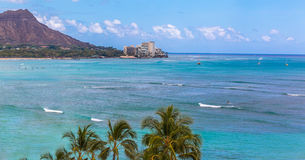 Diamond Head Stock Image