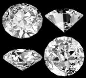 Diamond isolated Royalty Free Stock Photo
