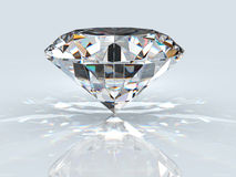 Diamond jewel Stock Photos