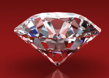 Diamond jewel Stock Images