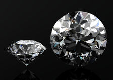 Diamond jewel Royalty Free Stock Image