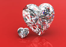 Diamond jewel Royalty Free Stock Photo