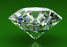 Diamond jewel Stock Photo