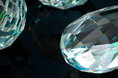 Diamond jewel Royalty Free Stock Photography