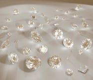 Diamond jewel high resolution image Stock Image