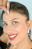 Diamond jewellery Royalty Free Stock Photo