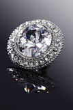 Diamond jewelry Royalty Free Stock Images