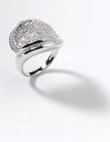 Diamond jewelry Royalty Free Stock Image