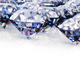 Diamond. Jewelry background Royalty Free Stock Photo