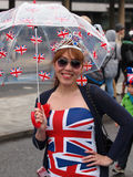 Diamond jubilee Stock Photography