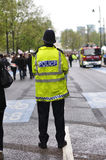 Diamond Jubilee. Police Royalty Free Stock Photography
